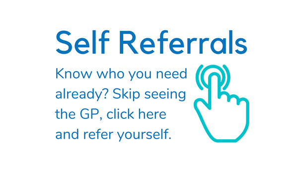 Self Referrals
